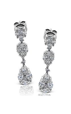 Simon G Mosaic Earrings LP4298 product image