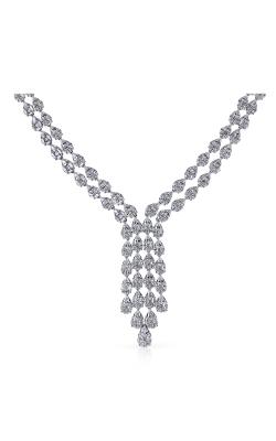 Simon G Mosaic necklace LP4273 product image