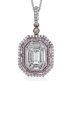 Simon G Mosaic necklace LP3197-A product image