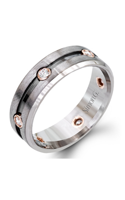 Simon G Men Collection wedding band LP2187 product image