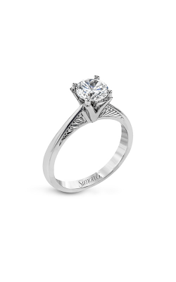 Simon G Solitaire Engagement Ring LR1198-A product image