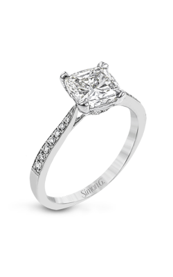 Simon G Classic Romance Engagement Ring TR701-PC product image