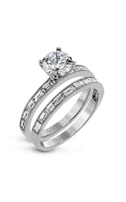 Simon G Vintage Explorer engagement ring TR670 product image