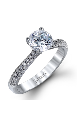 Simon G Modern Enchantment engagement ring TR431 product image