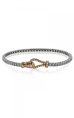 Simon G Buckle bracelet MB1733-R product image