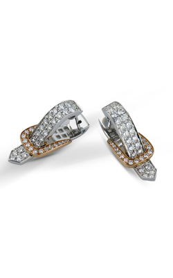 Simon G Buckle Earrings TE228 product image