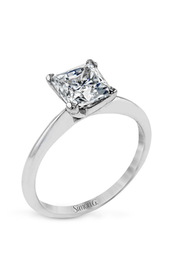 Simon G Solitaire Engagement Ring MR2950 product image