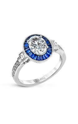 Simon G Classic Romance engagement ring LR1188 product image