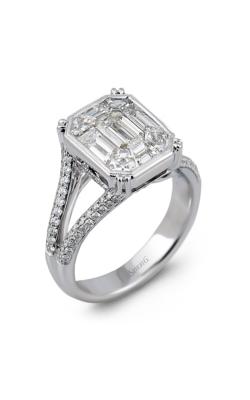 Simon G Mosaic engagement ring MR2020 product image