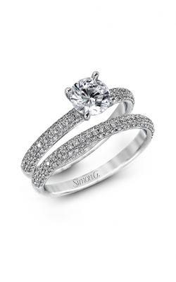 Simon G Delicate Engagement ring LP1935-D product image