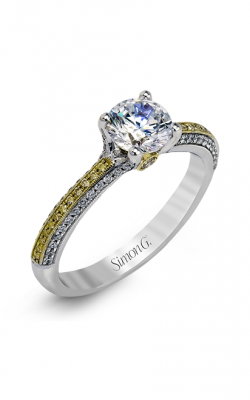 Simon G Delicate engagement ring LP1846-D product image