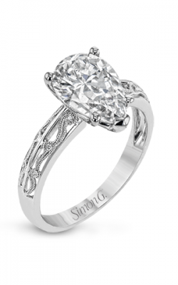 Simon G Solitaire Engagement Ring TR679-PR product image