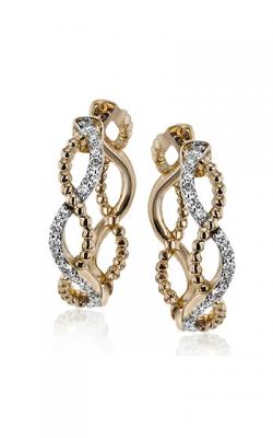 Simon G Classic Romance Earrings LE4556-R product image