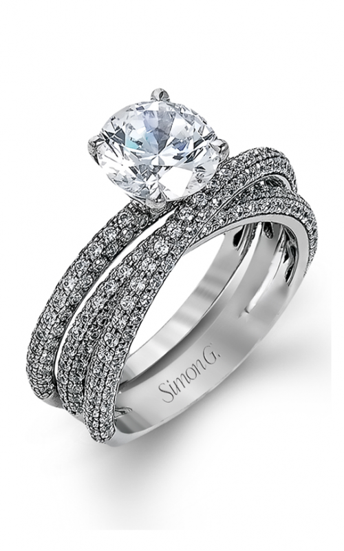Simon G Modern Enchantment Engagement ring MR1577-D product image