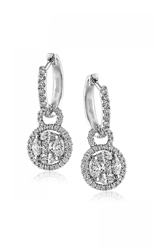 Simon G Mosaic Earrings ME1507 product image