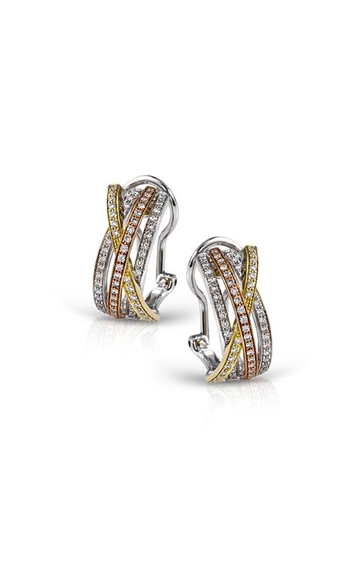 Simon G Classic Romance Earrings ME1538 product image
