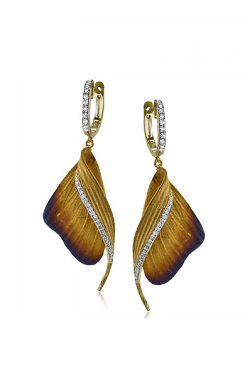 Simon G Organic Allure Earrings DE171 product image