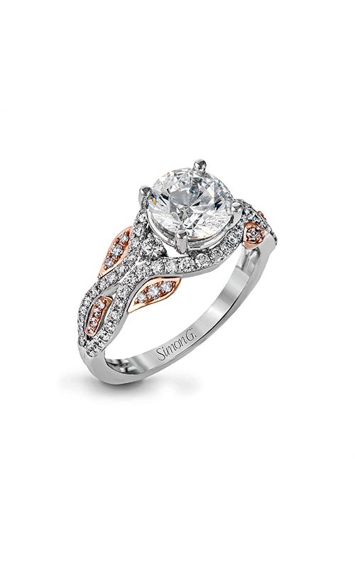Simon G Classic Romance Engagement ring DR349 product image