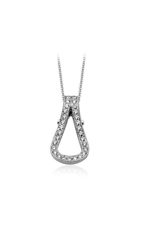 Simon G Buckle Necklace NP174 product image