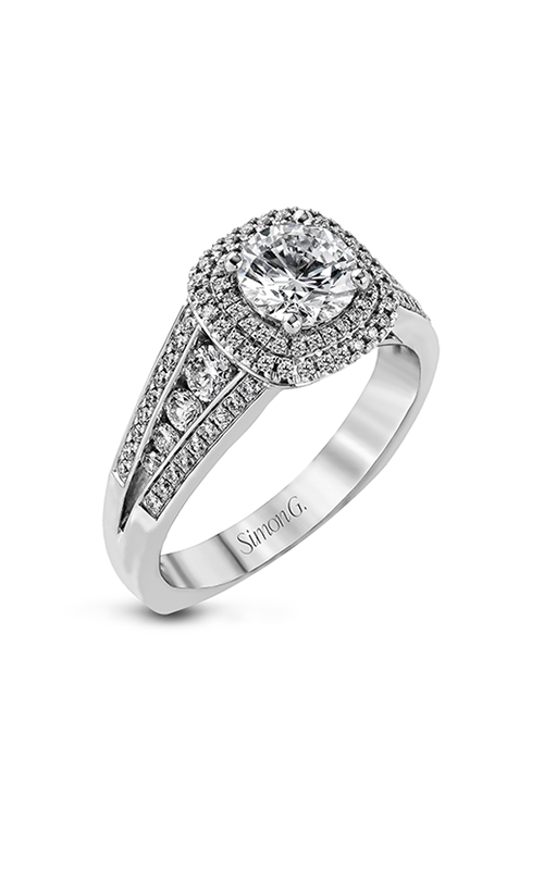 Simon G Delicate Engagement ring MR2225-D product image