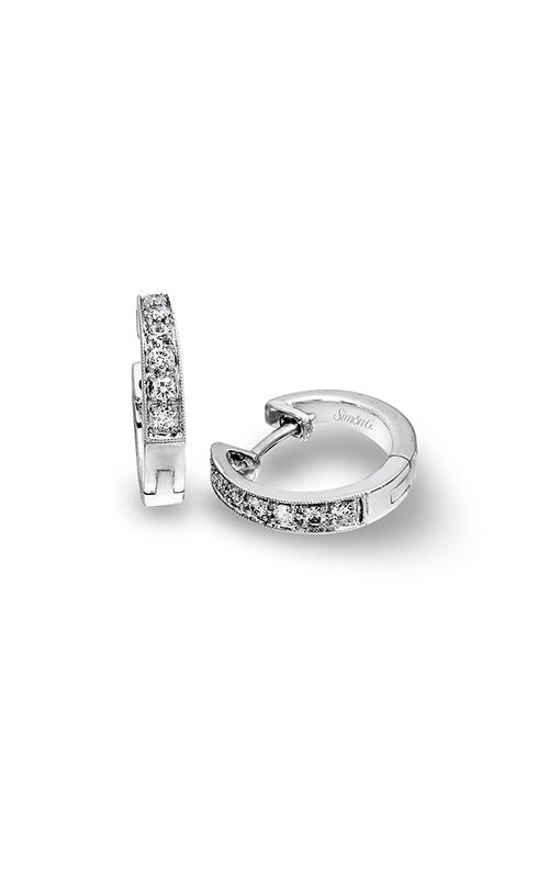 Simon G Modern Enchantment Earrings LP686 product image