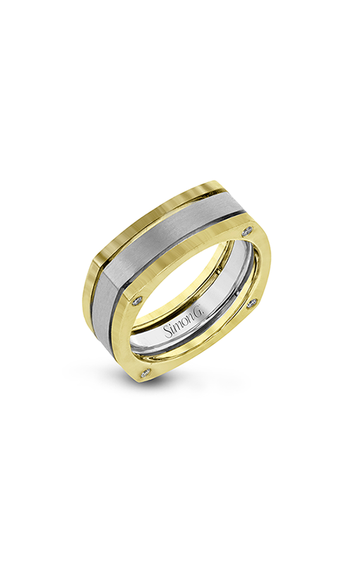 Simon G Men's Wedding Bands Wedding band LG168 product image
