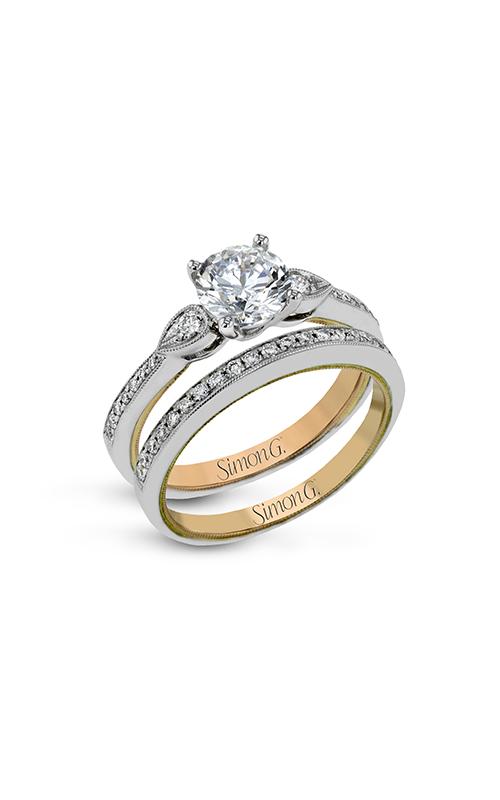 Simon G Classic Romance Engagement ring TR655 product image