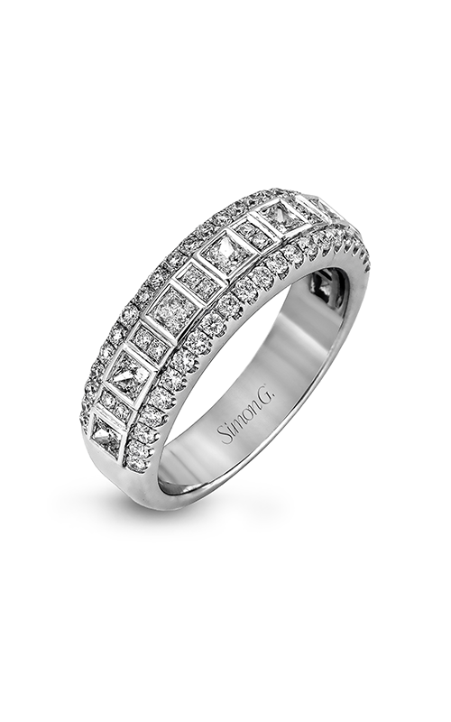Simon G Nocturnal Sophistication Wedding band MR1594 product image