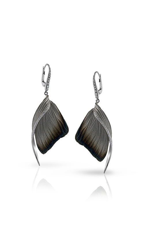 Simon G Organic Allure Earrings DE171-G product image