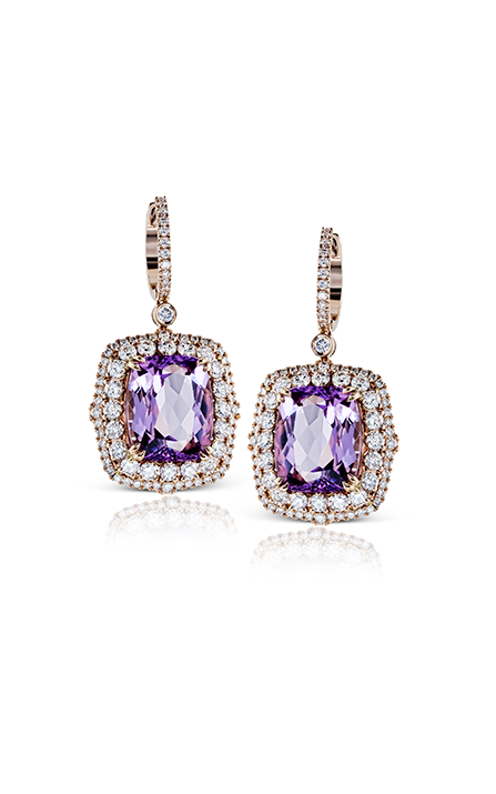 Simon G Passion Earrings ME1732 product image