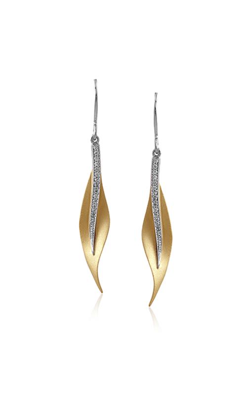 Simon G Garden Earrings DE117-Y product image