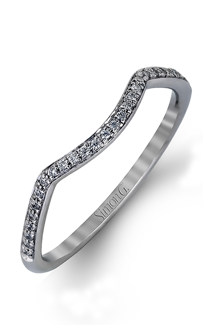 Simon G Wedding band MR1394 product image
