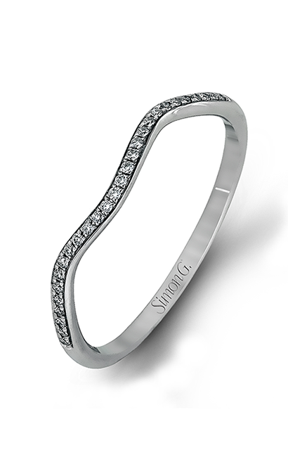 Simon G Wedding band MR1395 product image
