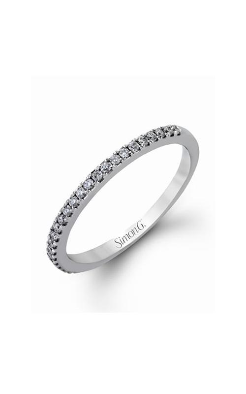 Simon G Passion - 18k white gold 0.63ctw Diamond Wedding Band, MR2459 product image