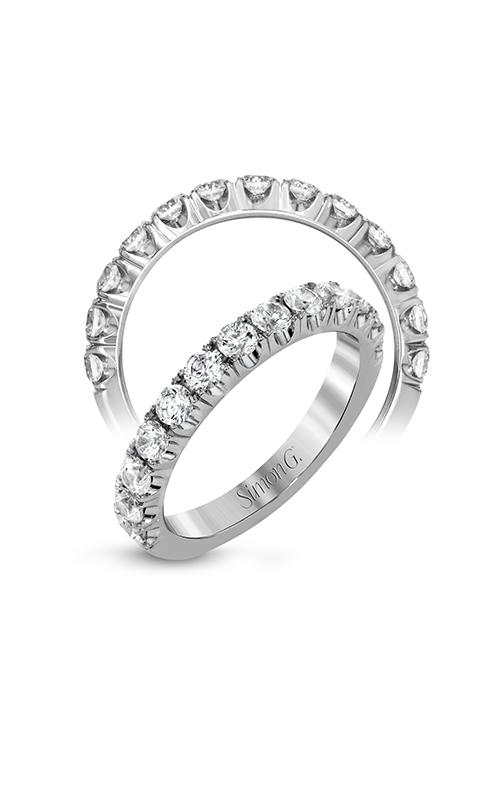 Simon G Passion - 18k white gold 1.00ctw Diamond Wedding Band, LP2349 product image