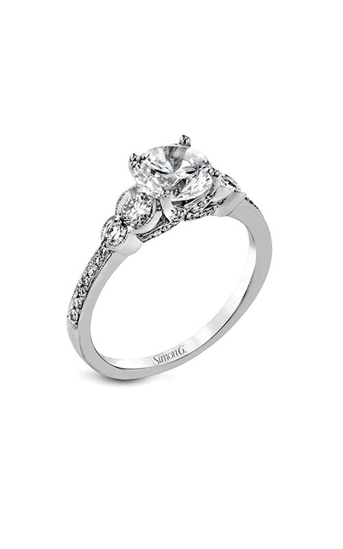 Simon G Modern Enchantment - 18k white gold 0.44ctw Diamond Engagement Ring, MR2845 product image