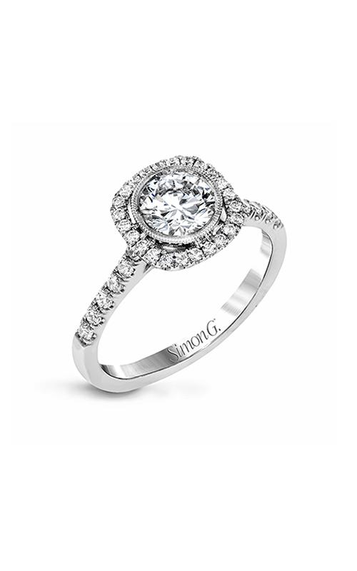 Simon G Modern Enchantment - 18k white gold 0.34ctw Diamond Engagement Ring, MR2902 product image