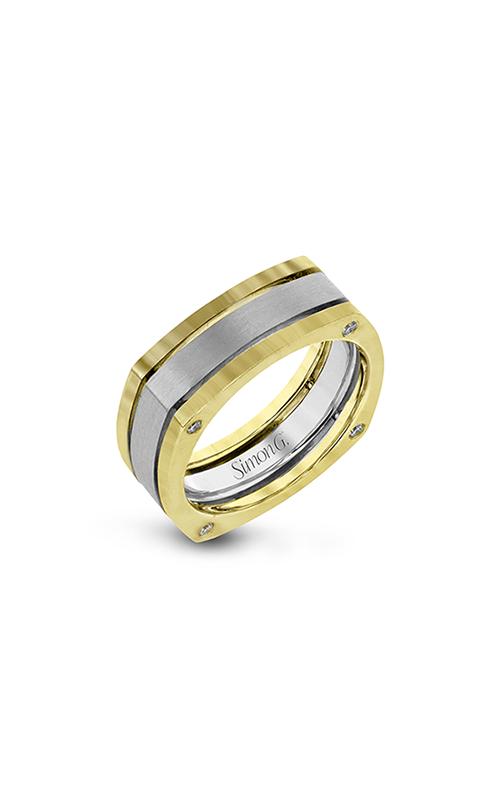Simon G Men's Wedding Bands LG168 product image