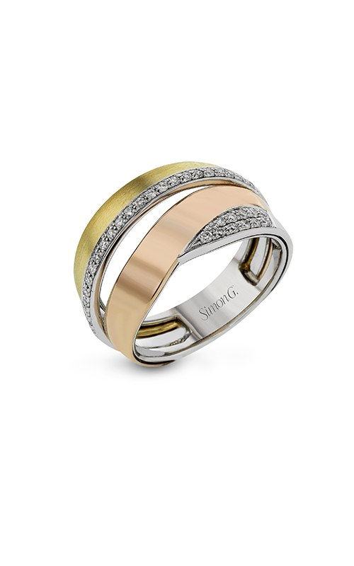 Simon G Classic Romance Fashion Ring LR1152 product image