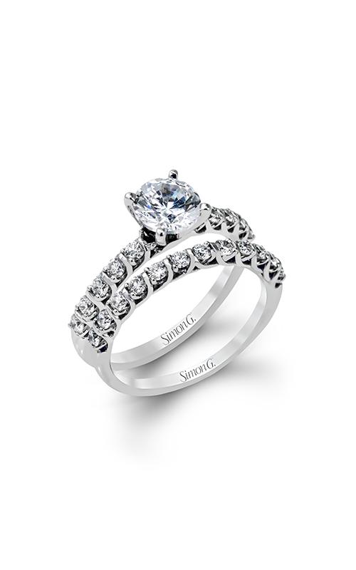 Simon G Modern Enchantment - 18k white gold 0.72ctw Diamond Engagement Ring, MR2492 product image