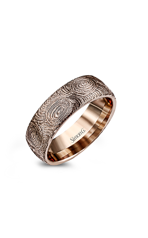 Simon G Men's Wedding Bands LG129 product image