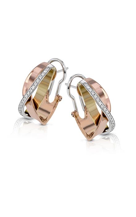 Simon G. Classic Romance Earrings ME1900 product image