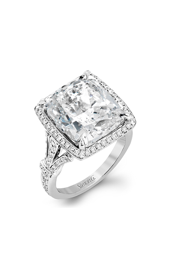 Simon G Passion engagement ring TR607 product image