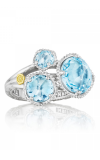 Tacori Gemma Bloom Fashion Ring SR13702