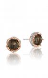 Tacori Crescent Crown Earrings SE105P17
