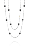 Tacori Crescent Crown Necklace SN10819