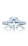 Tacori Petite Crescent RoyalT Engagement Ring HT2623OV10X8PK
