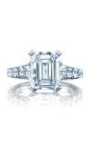 Tacori Petite Crescent RoyalT Engagement Ring HT2623EC10X8PK