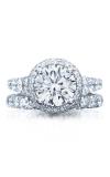 Tacori Petite Crescent RoyalT  Engagement Ring HT2624RD85PK