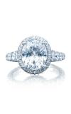 Tacori Petite Crescent RoyalT Engagement Ring HT2624OV10X85PK